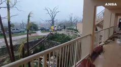 L'uragano Dorian si abbatte sulle Bahamas