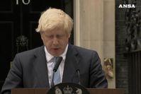 Brexit, Johnson minaccia di indire elezioni a ottobre