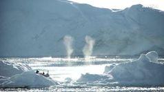 Il permafrost dell'artico russo si sta sciogliendo