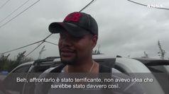 Uragano Dorian, i sopravvissuti: