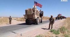 Siria, iniziati pattugliamenti Usa-Turchia in nordest