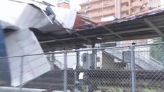 Il tifone Faxai si abbatte su Tokyo