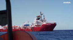La Ocean Viking porta in salvo altri 34 migranti