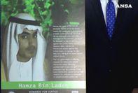 Casa Bianca annuncia l'uccisione del figlio di bin Laden