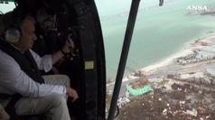 Tempesta Humberto lascia le Bahamas senza fare vittime