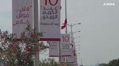Seggi aperti in Tunisia per eleggere il presidente