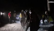 Ripresi i bombardamenti in Siria nella regione di Idlib