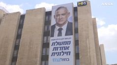 Israele verso il voto, testa a testa Netanyahu-Gantz