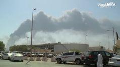 Huthi minacciano altri attacchi a petrolio saudita