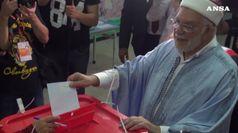 Tunisia: primi dati scrutinio, Saied-Karoui al ballottaggio