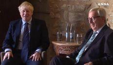 Johnson vede Juncker, altra fumata nera sulla Brexit