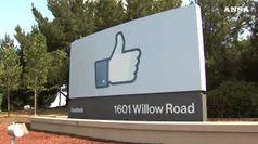 Facebook condannata a pagare multa ad azienda italiana