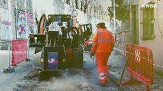 Bergamo, Open Fiber lancia la rete in fibra ottica