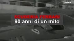 Scuderia Ferrari: 90 anni di un mito