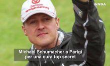 Schumacher trasferito a Parigi, si tenta con le staminali