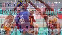 La Francia elimina l'Italia, fuori dagli europei di volley