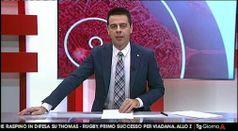TG GIORNO SPORT, puntata del 29/10/2019