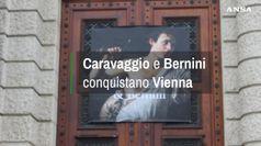 Caravaggio e Bernini a Vienna, Barbanti: ''Una mostra per celebrare questi due geni''
