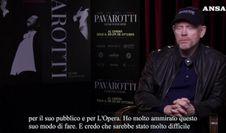 Festa di Roma, Ron Howard racconta il suo Pavarotti