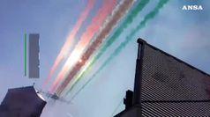 Festival dello Sport di Trento: la velocita' delle frecce tricolori e il silenzio della Formula E