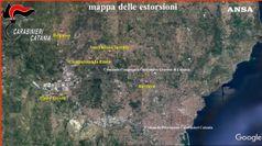 Mafia: arrestati 32 appartenenti a Cosa nostra di Catania