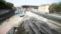 Roma, continuano i lavori per la Tangenziale Est