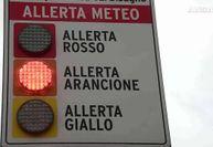 Maltempo, allerta arancione in Liguria