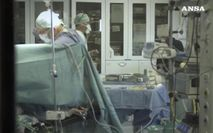 In Italia il primo trapianto al mondo di vertebre umane