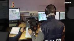 Roma, operazione della polizia stradale: eseguite misure cautelari