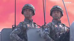 Anche i missili DF41 alla parata per i 70 anni della Repubblica cinese