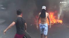 Medio Oriente in fiamme, e' rivolta contro il carovita