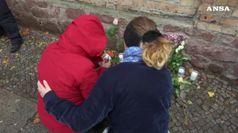 Attacco Halle, Steimeier: ''Molti sopravvissuti per miracolo''