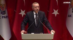 Erdogan minaccia l'Ue: