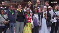 Sinodo Amazzonia, mondo cambi stili vita o sara' disastro