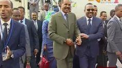 Nobel al premier etiope per storica pace con l'Eritrea
