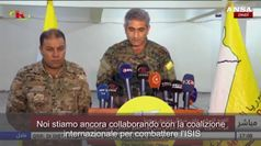 Siria, l'appello dei curdi agli alleati: