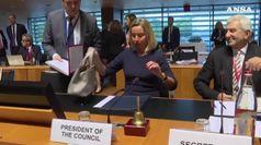 L'Italia blocca l'export di armi, l'Ue condanna Erdogan