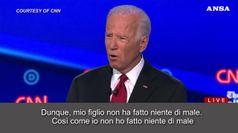 Kievgate, Biden difende il figlio: