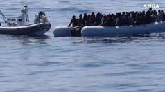 Migranti, +16% dal Mediterraneo centrale a Settembre