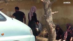 Siria: Ong, Turchia ha fatto fuggire familiari Isis