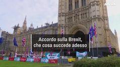 Accordo sulla Brexit, che cosa succede adesso