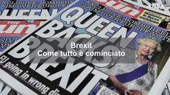 Brexit: come tutto e' cominciato