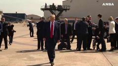 Mille giorni di Trump, nervi tesi alla Casa Bianca
