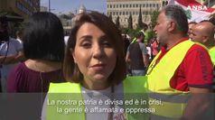 Libano, secondo giorno di proteste per il carovita