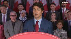 Canada al voto, un referendum sul progressista Trudeau