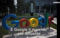 Most Influential Brands, Google si piazza al primo posto