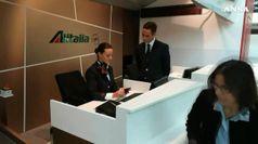 Alitalia: verso nuovo prestito, scadenza 15/10 a rischio