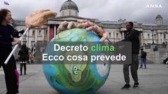 Ecco che cosa prevede il decreto clima