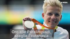 Oro alle Paralimpiadi, la belga Vervoort sceglie l'eutanasia