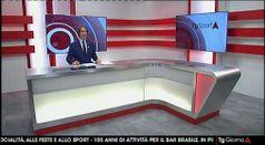 TG GIORNO SPORT, puntata del 20/11/2019